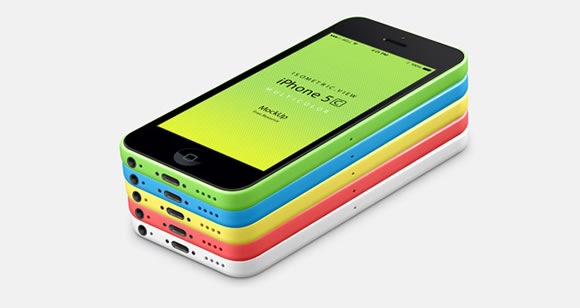 10 Free PSDs for Trendy Perspective App Mockups
