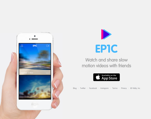 13 Beautiful Mobile Apps Websites