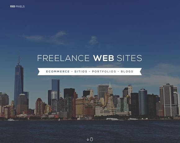 13 Inspiring Single Page Websites