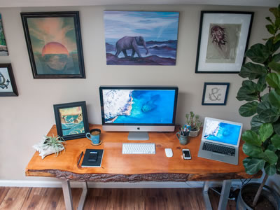 Inspiring Workspaces